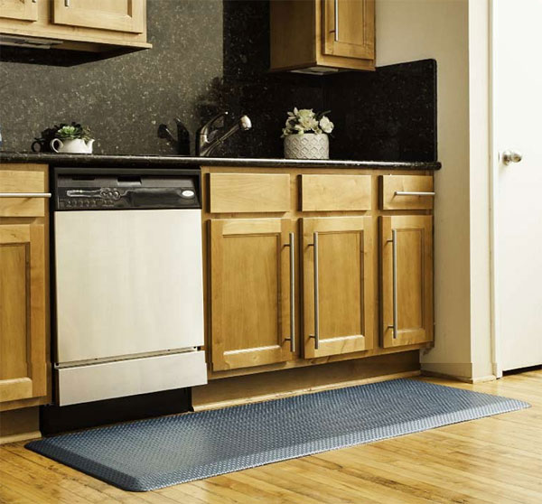 US Made kitchen mats for home use and restaurant kitchens with ...